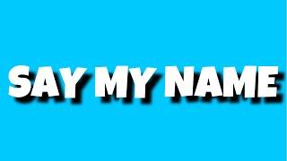 Desiree McGee - Say My Name