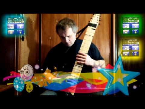 For He's A Jolly Good Fellow on Chapman Stick