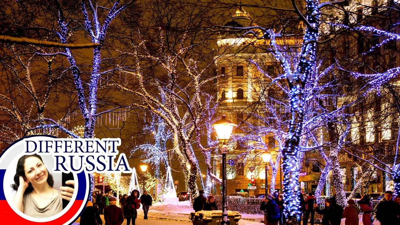christmas in moscow 2016 2017 an unofficial travel guide different russia - Russia Christmas