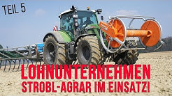 Lohnunternehmen Strobl Agrar: Gülleverschlauchung und Neuheiten - Teil 5 [4K]