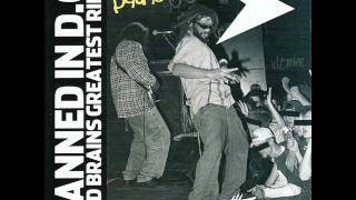 BAD BRAINS - Banned In D.C. Greatest Riffs 2003 [FULL COMPILATION]