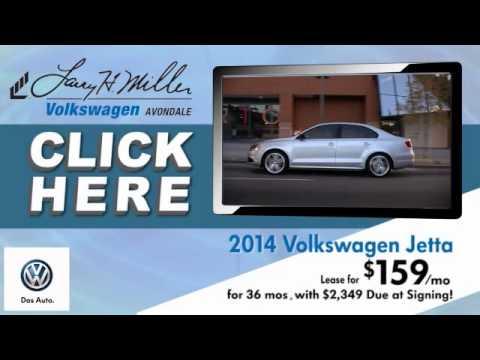 New 2014 VW Jetta Offer