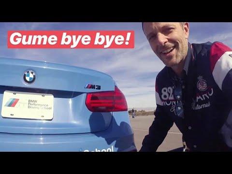 BMW M3 - Juraj Šebalj u školi drifta❗️