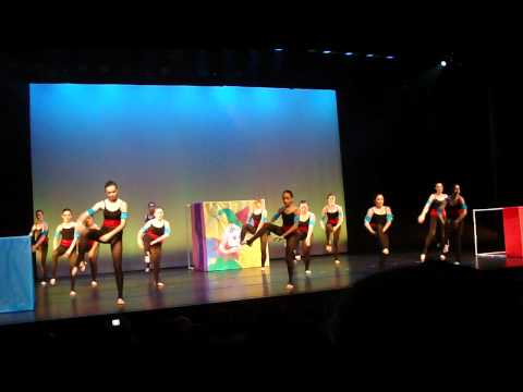 Milford Performing Arts Center Modern Dance