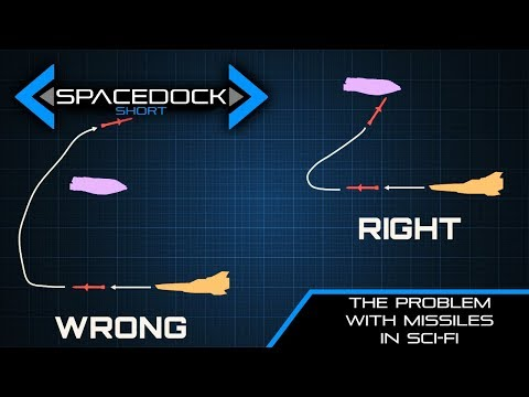 The Problem With Missiles In Sci-Fi Space Combat - Spacedock Short