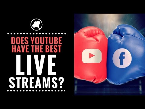 Advice for Musicians: YouTube Live vs Facebook Live: Which is Better?
