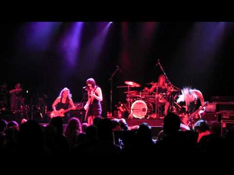 kittie live in toronto 2013 pt 1