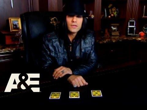Criss Angel Mindfreak: Teach a Trick - 3 Card Monte | A&E