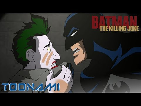 BATMAN THE KILLING JOKE | EXTRAIT 1 | Toonami