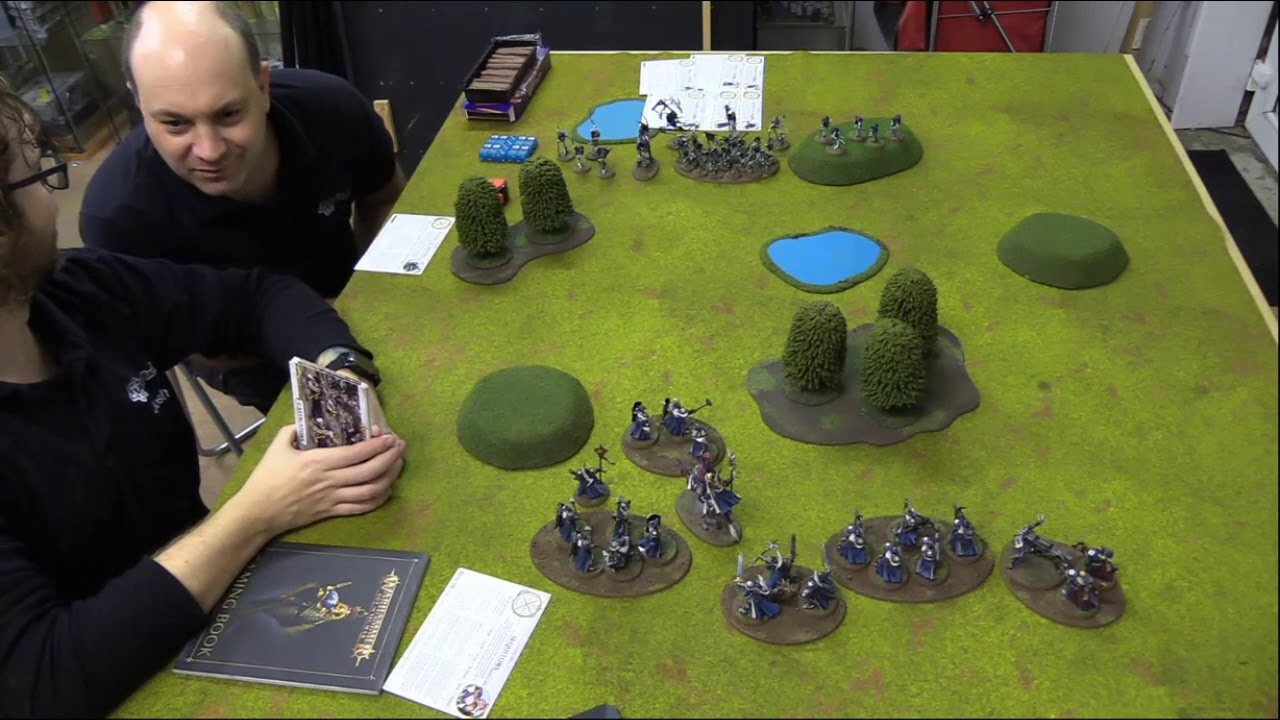 How to Play Games Workshops Age Of Sigmar