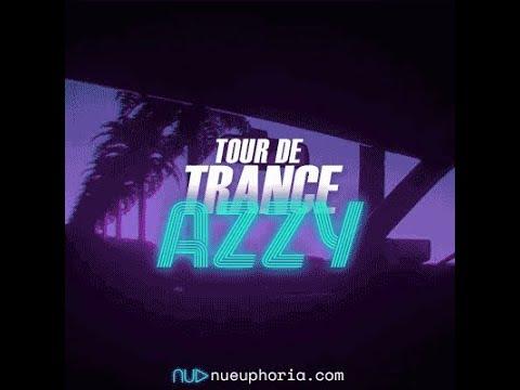 Azzy - Tour de Trance 010 (10/18) LIVE!