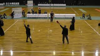 MIE vs IBARAKI 67th All Japan Interprefecture KENDO Championship 2019 Final