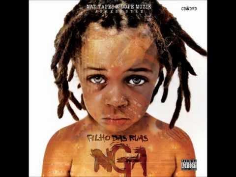 Nga - Amor é Uma Merda (feat. Drika)