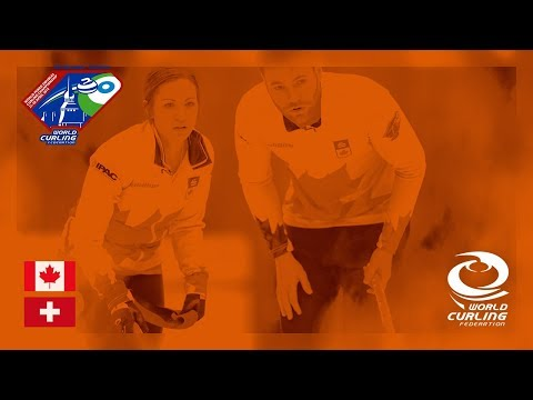 Canada v Switzerland - Semi-final - World Mixed Doubles Curling Championship 2018