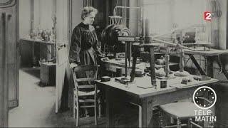Mémoires - Marie Curie, une femme au Panthéon