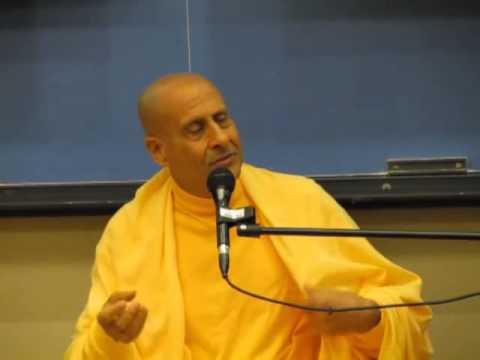 Engineering a Better World  Part 1 by HH Radhanath Swami at Stanford, 17 June 2013