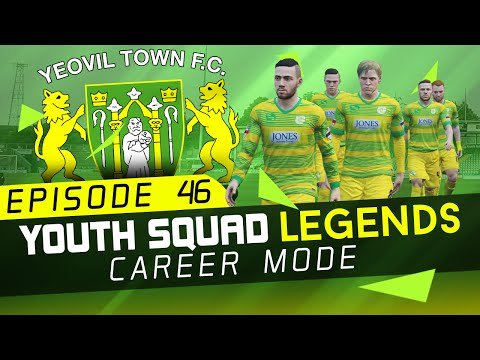 FIFA 16 | Yeovil Career Mode #46 – Winning Mentality [YOUTH SQUAD LEGENDS]