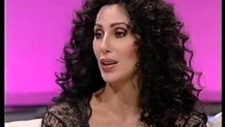Cher interviewed on Des O