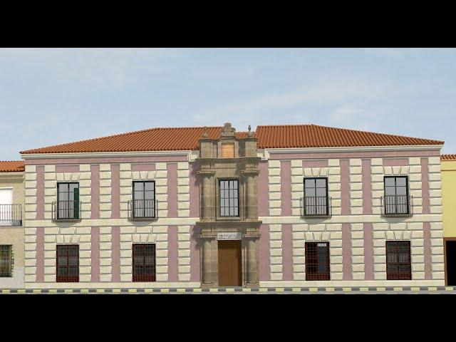 4.2-Jornada de Puertas Abiertas de la EIMIA - Virtual Virtual Casa Academia de Minas de Almadén