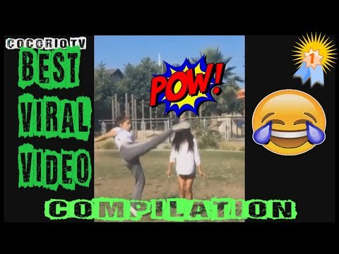 TRY HARD NOT TO LAUGH With The Best FUNNY and VIRAL Video compilation August 2019