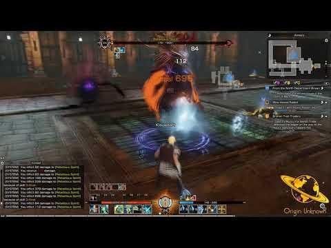 Bless Online JP | Solo Run | Second Dungeon