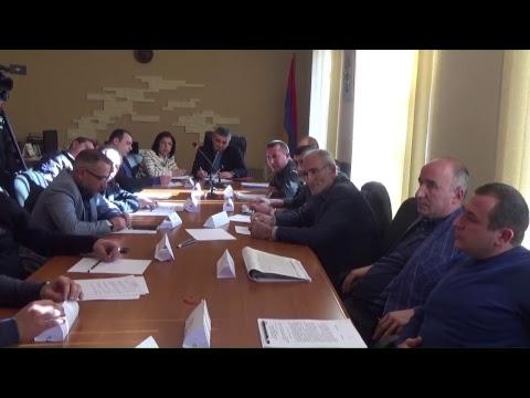 Սևան համայնքի ավագանու նիստ` 18.01.2019