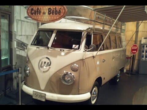 1 15 15 .. 1966 Volkswagen Type 2 (T1) : VW Bus Café