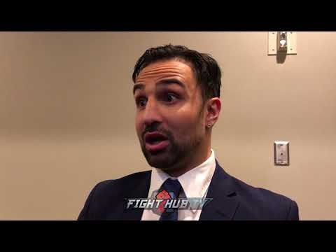 PAULIE MALIGNAGGI BREAKS DOWN WHY KEITH THURMAN VS ERROL SPENCE SHOULD NOT BE RUSHED!