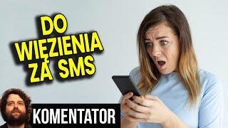 Masz Telefon i Odbierasz SMSy? - Możesz TRAFIĆ DO WIĘZIENIA - Analiza Komentator Smartfon 5G Polityk