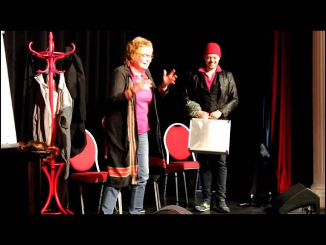 Vier Gänge und ein Todesfall | sponTat - Improvisationstheater