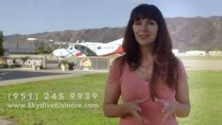 AFF Skydiving - The Next Step After Your Tandem Jump at Skydive Elsinore