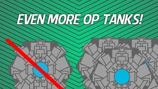 Even More OP Diep io Tanks! | Diep.io Tank Creator! [2]