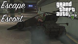 Escape Escort - GTA 5 Special Vehicle Mission 1