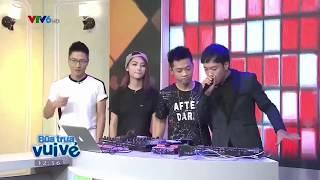 Thái Sơn Beatbox - Giả giọng - Loop tại BỮA TRƯA VUI VẺ 04/06/2016 thumbnail