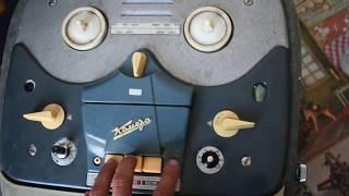 магнітофон Комета МГ 201М