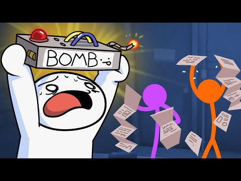 TheOdd1sOut Defuses Bomb, Saving Hundreds   AvG Pals!