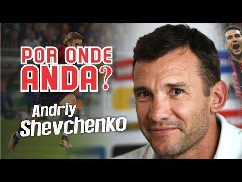POR ONDE ANDA o ex-jogador ANDRIY SHEVCHENKO?
