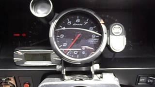 AE86フルチューン4AGのエンジンレスポンス