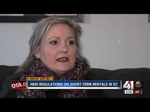 New regulations on short-term rentals in KC