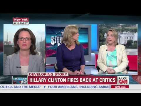 "CNN's Elise Labott: Clinton Story For Post-Benghazi Sunday Show Absence ""Revisionist History"""