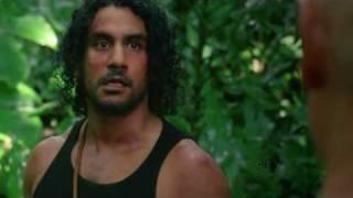 Lost - Timeline: Sayid stabs Locke