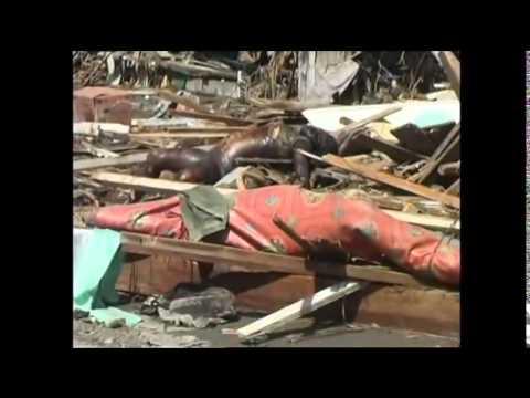 Tsunami Aceh Complete 3 of 6  Suasana REAL saat Tsunami Datang