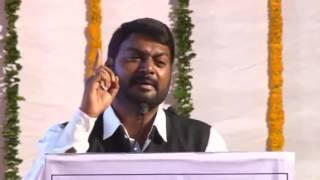 awesome speech by Nitin bangude patil | must watch video | fiery speech