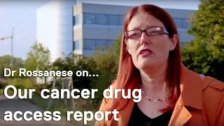 Are new cancer drugs reaching cancer patients fast enough?
