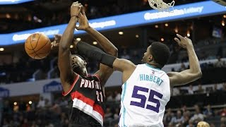 Portland Trail Blazers fall 107-85 to Charlotte Hornets, game by the numbers
