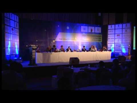 Dr. Sam Pitroda addressing ISBA 2012