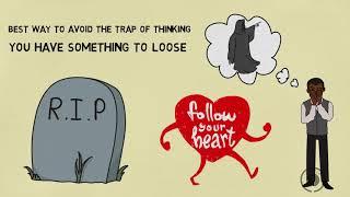 Motivational Speech on LIFE by Steve Jobs - Whiteboard Animation