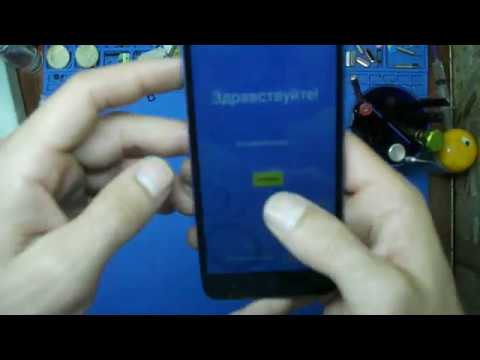 Xiaomi Redmi GO удаление гугл аккаунта Android 8