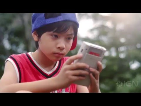 Pokemon Sun and Moon Official Teaser Trailer