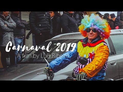 Carnaval 2019 - Rio de Moinhos -  A film by Luis Ribeiro